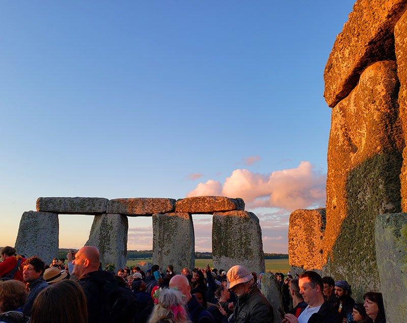 como visitar stonehenge no solsticio de verao