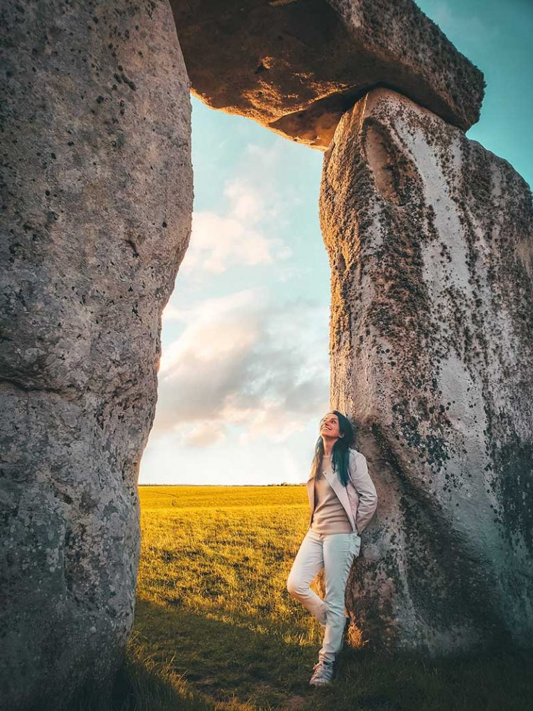 stonehenge viagem na inglaterra como tocar nas pedras