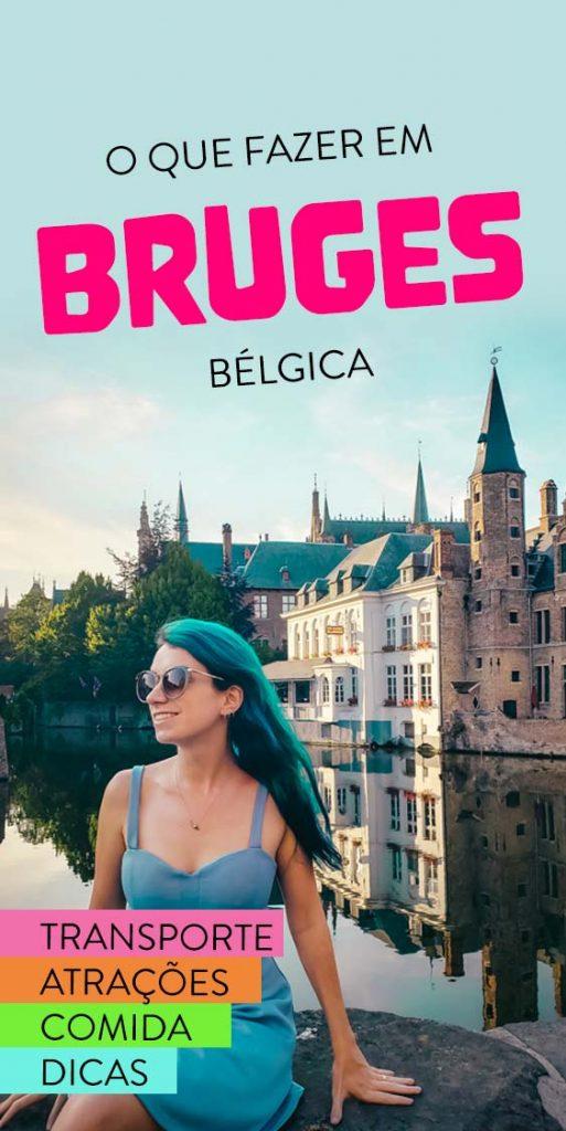 pinterest O que fazer em Bruges dicas de viagem