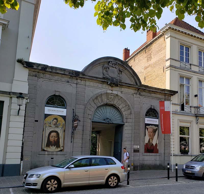 Fachada Museu Groeninge