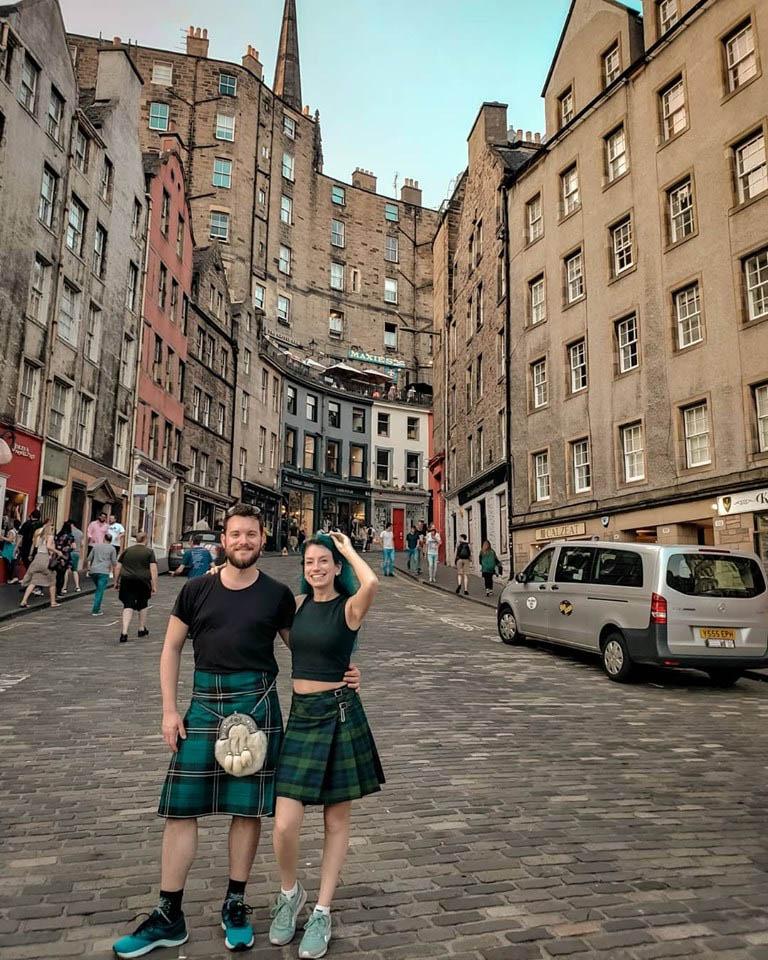 10 coisas para saber antes da sua viagem para Escocia kilt