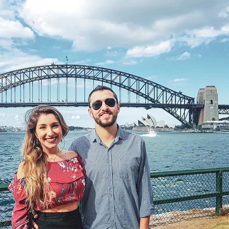 intercambio na australia dicas sidney