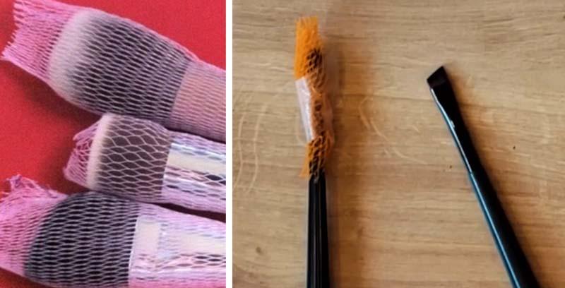 redinha para cerdas de pincel