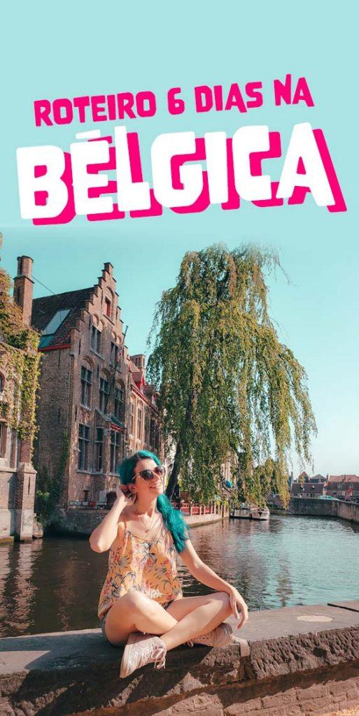 roteiro na Bélgica 6 dias principais cidades