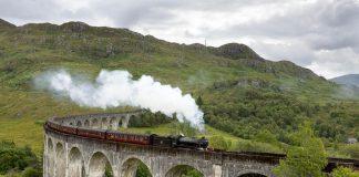 Jacobite Steam Train: o trem Expresso Hogwarts!
