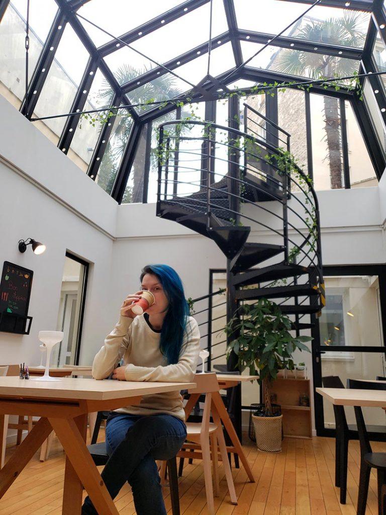 quanto custa hotel em paris Sala do Café da Manhã