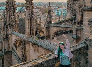 tour telhados da Catedral de Sevilha