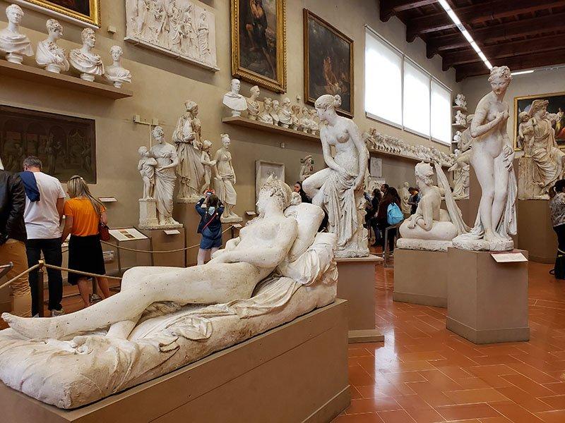 Gipsoteca da Galleria dell'Accademia