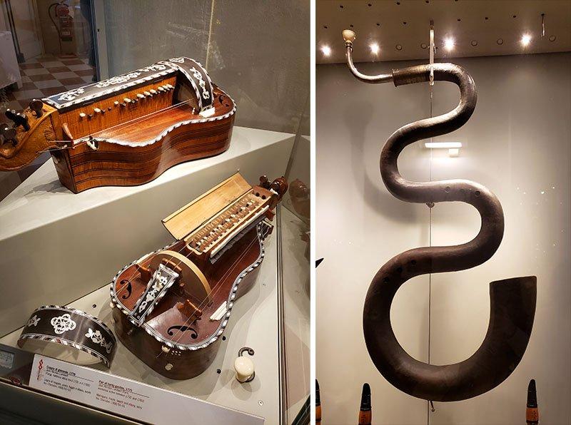 museu dos instrumentos musicais florenca