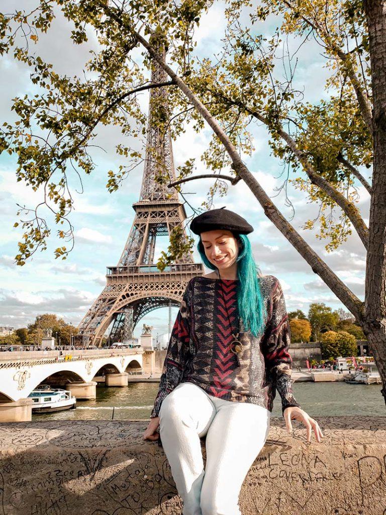Paris é sempre uma boa ideia!