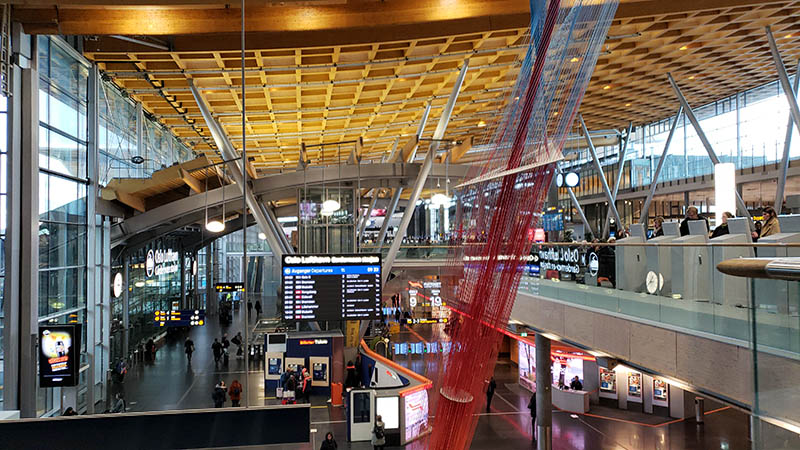 Aeroporto de Oslo Gardermoen