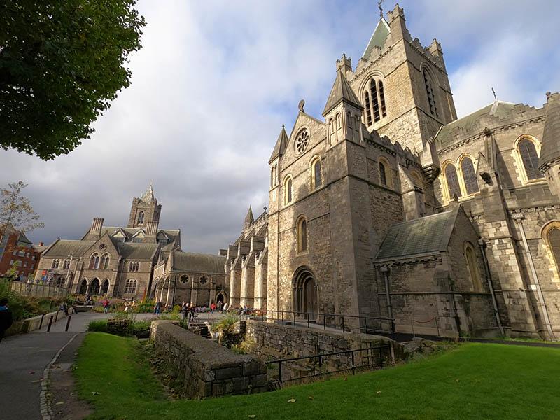 Catedral Christ Church em Dublin