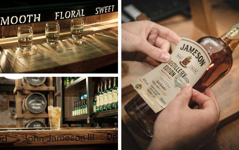 Fábrica de Whisky em Dublin
