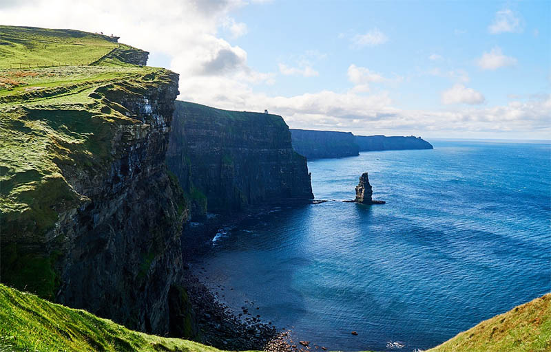 Cliffs of Moher na Irlanda