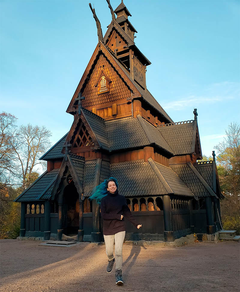 igreja gol stave museu historia cultural oslo
