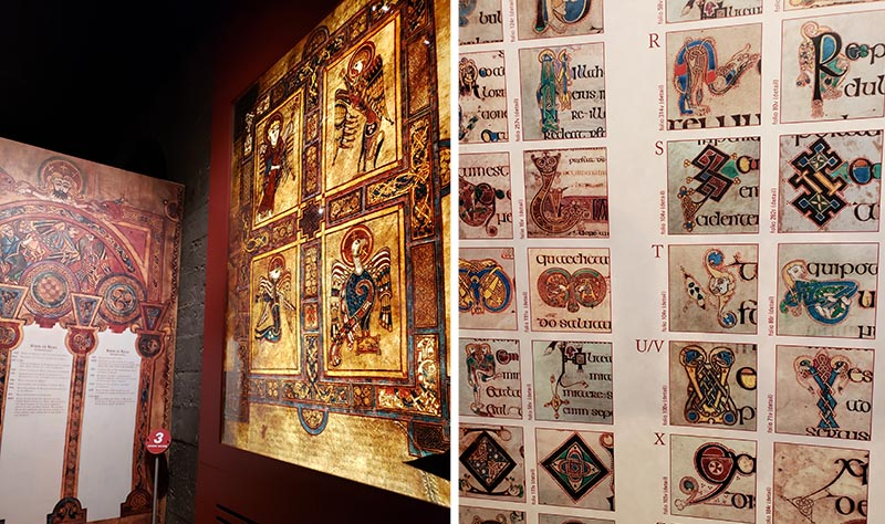 visita book of kells trinity college em dublin