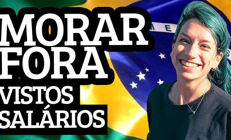 5 PAÍSES FÁCEIS PARA BRASILEIRO MORAR E TRABALHAR NO EXTERIOR fora do brasil