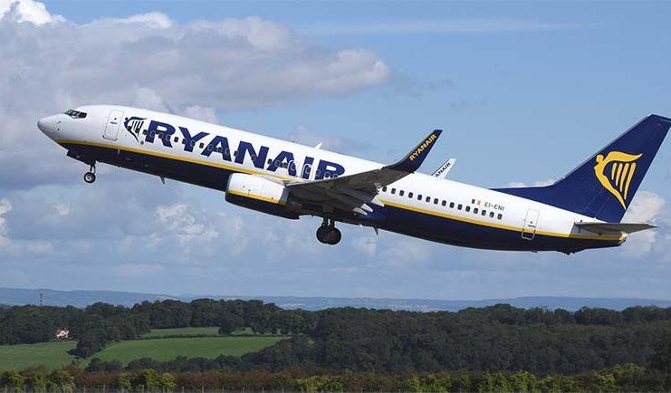 aeronave ryanair