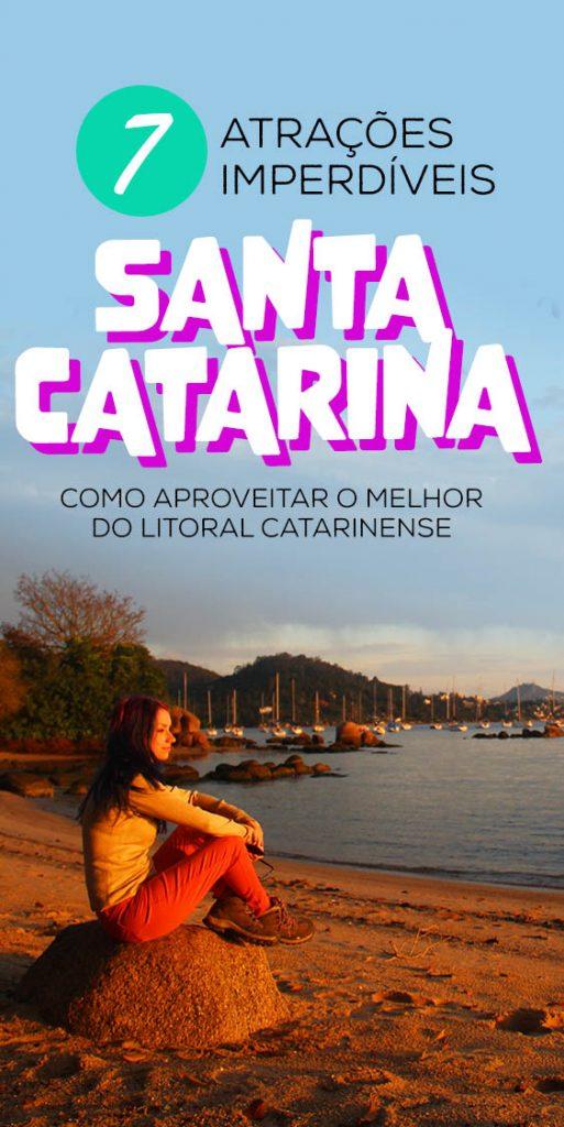 cidades de santa catarina praias pontos turisticos