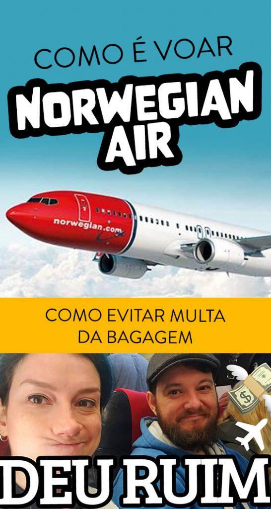 como e voar norwegian air europa