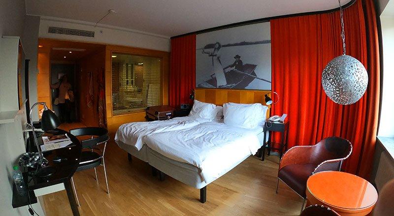 hotel rival onde se hospedar suecia