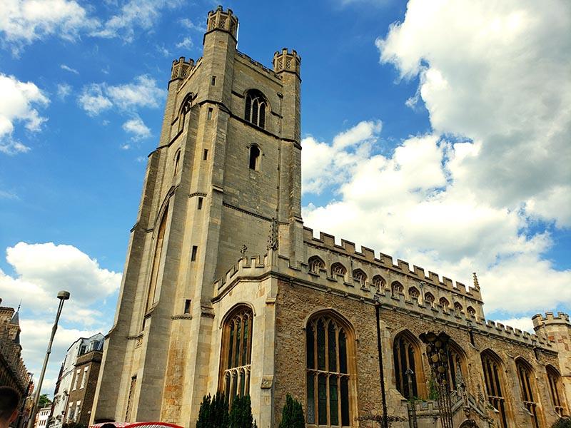 igreja Great St Mary Church