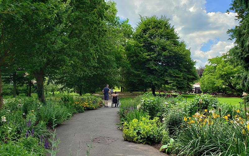 jardim botanico de cambdrige