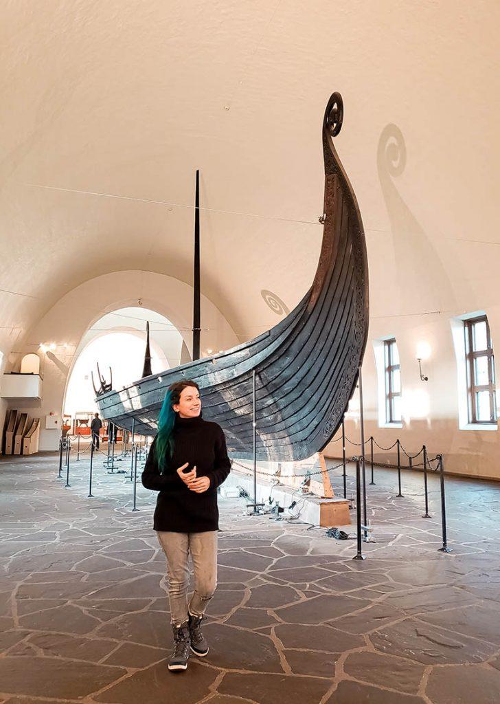 Museu dos Navios Vikings em oslo