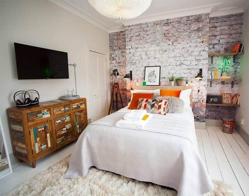 onde ficar em bristol quarto airbnb