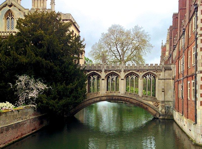 ponte dos suspiros st john college