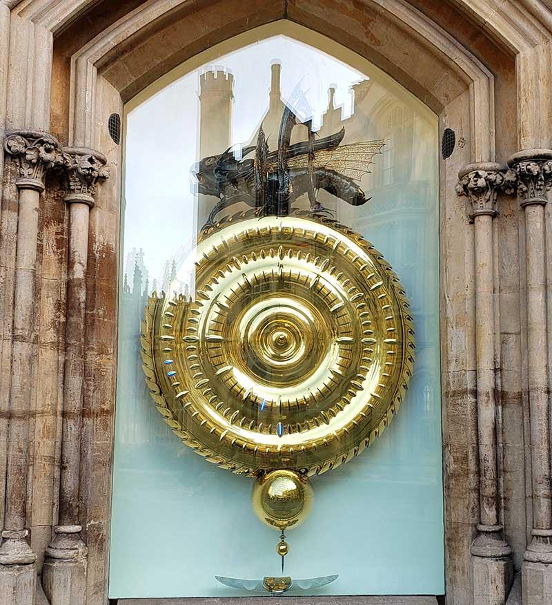Relógio Corpus Christi