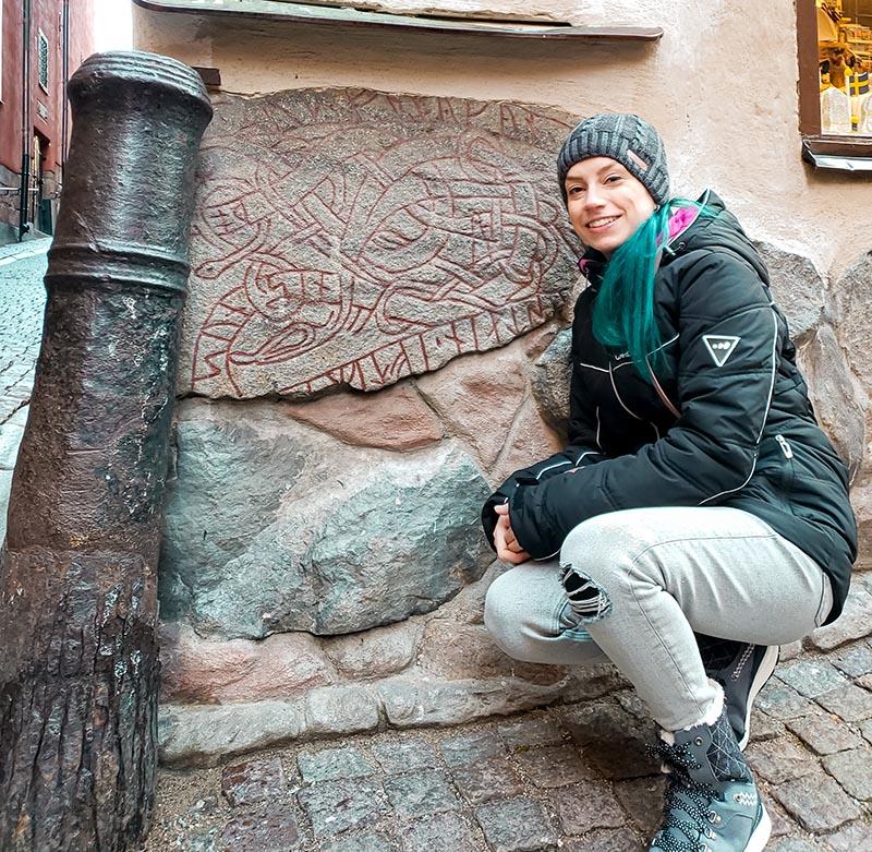 runa viking estocolmo centro historico