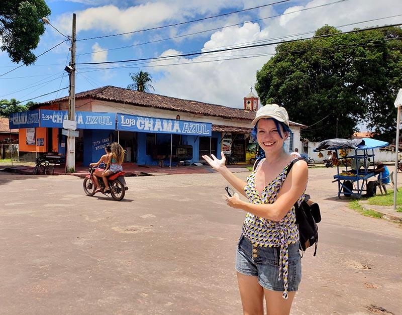 Centrinho de Soure na Ilha de Marajó