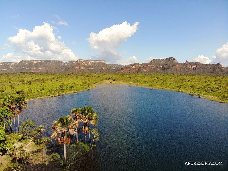 lagoa serras gerais janeiro