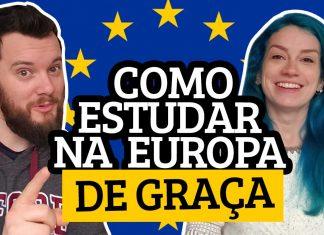 5 paises para brasileiro estudar na europa de graça