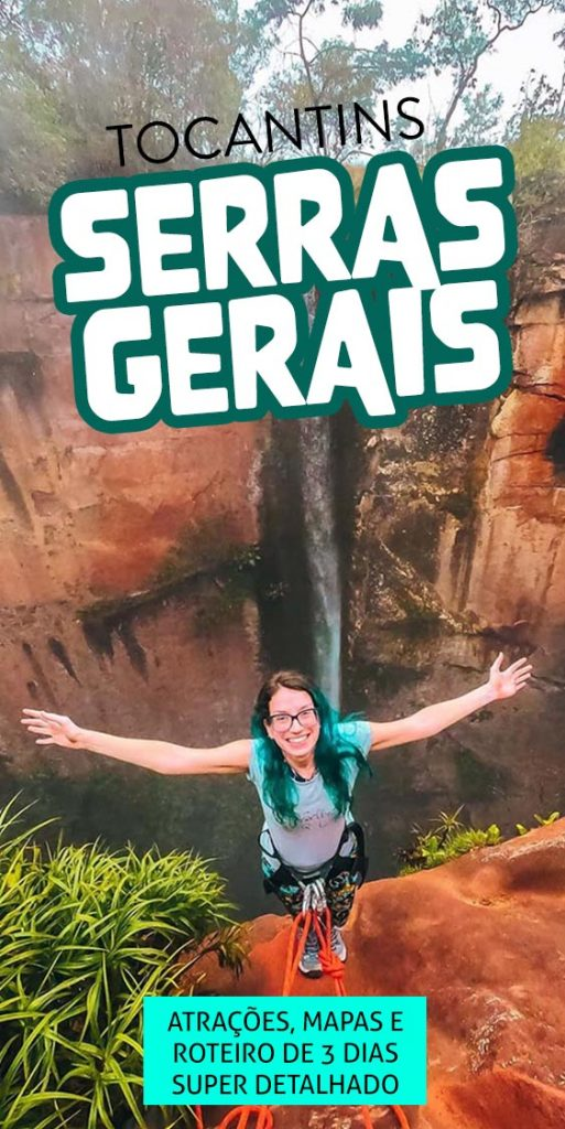 O que fazer nas Serras Gerais no Tocantins