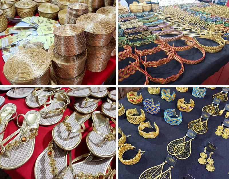 artesanato em capim dourado tocantins