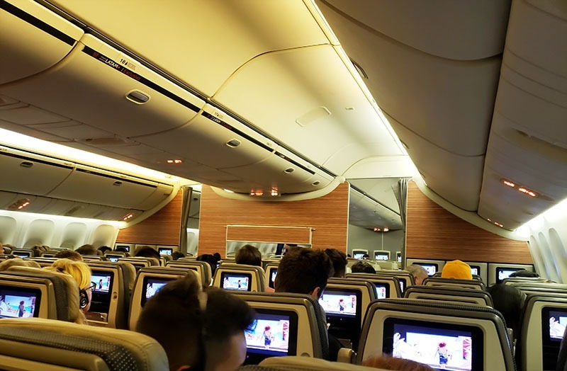 interior boing 777