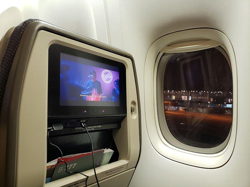 viajar de aviao para londres