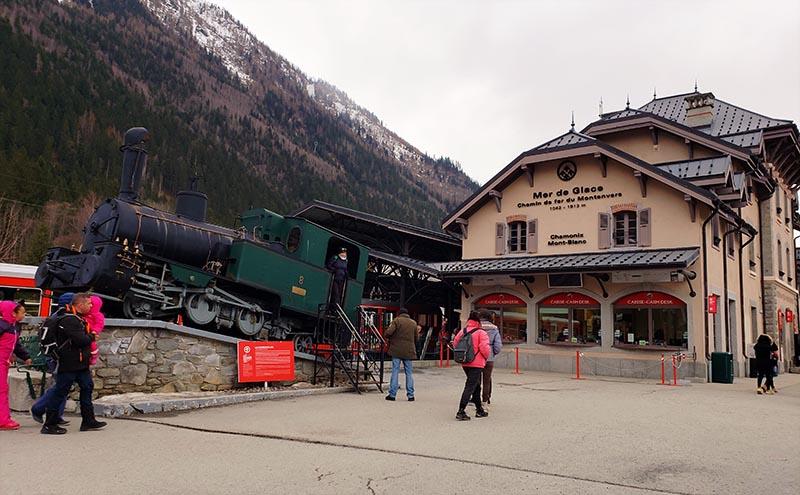 Montenvers em Chamonix