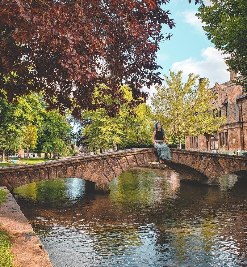 Burton-on-the-Water veneza cotswolds