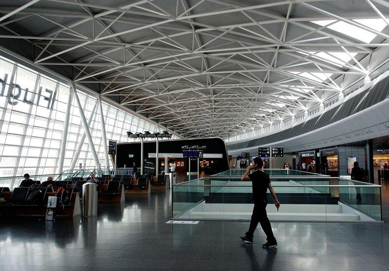 aeroporto vazio coronavirus