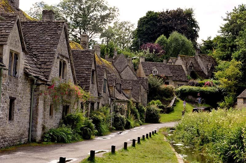 charmosas vila cotswolds bibury