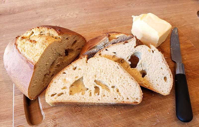 como fazer pão caseiro na quarentena