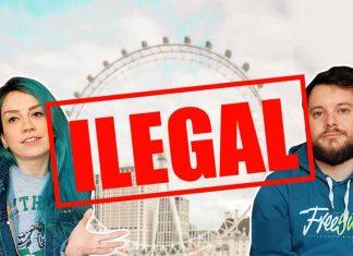 como e morar ilegal na europa riscos capa