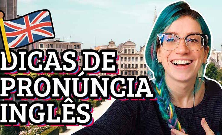 dicas de pronuncia ingles gratis sozinho