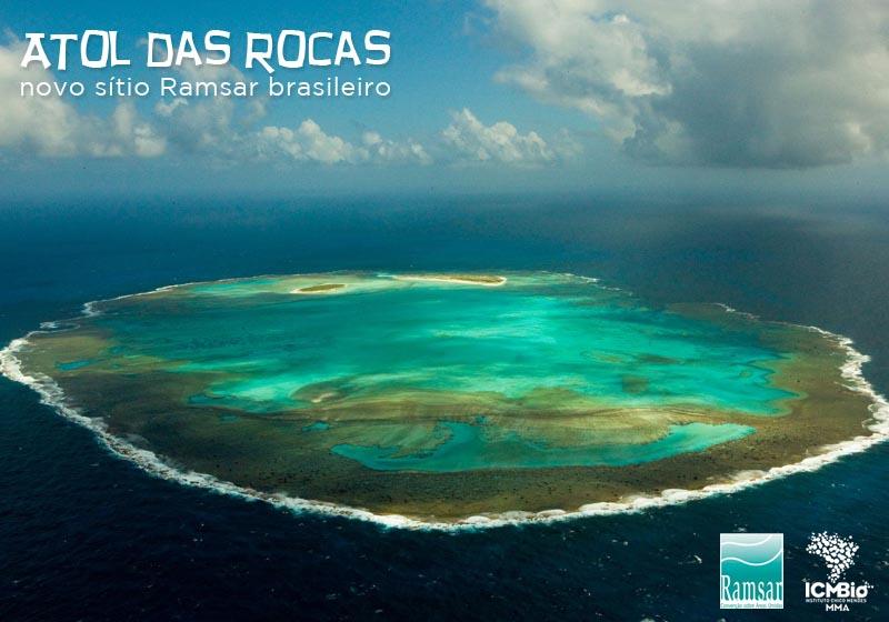 atol das rocas lugares remotos do brasil
