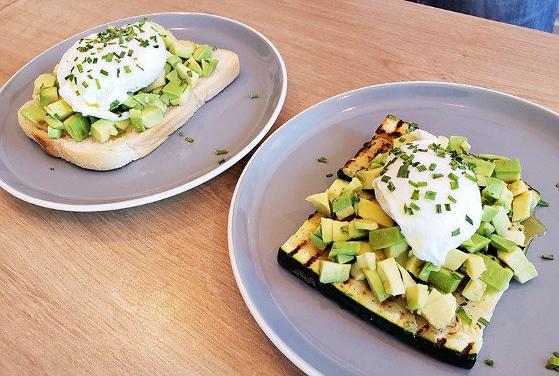 avocado toast comidas da inglaterra