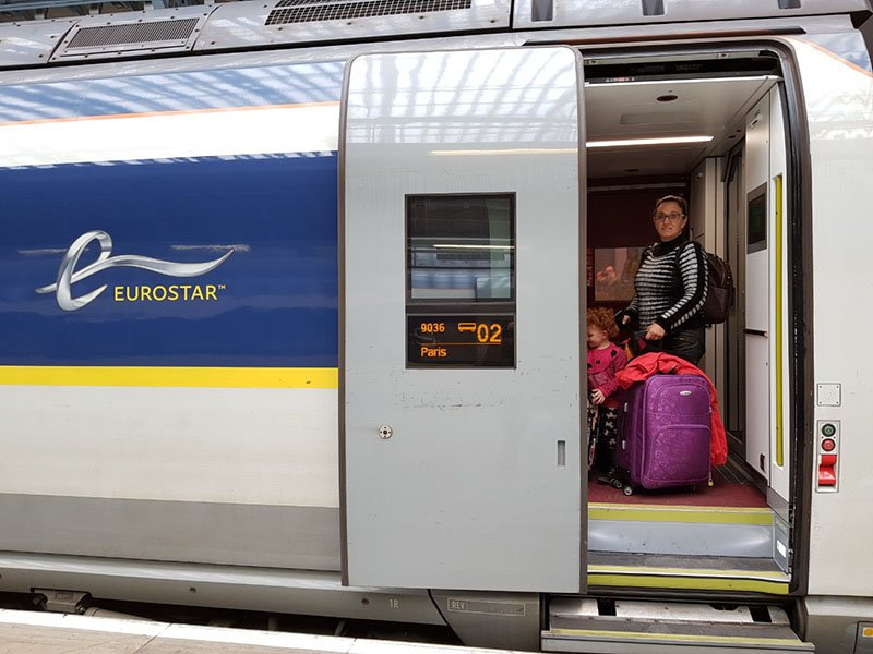 eurotunel viagem de trem inglaterra franca eurostar