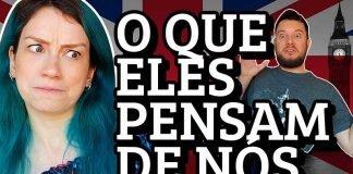 costumes brasileiros que ingleses acham estranho
